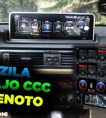 Bmw CCC Android 10.0 NBT CIC Multimedia