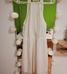 Bela Zara obleka
