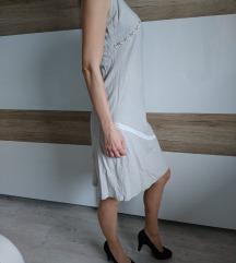 Lanena obleka, XS