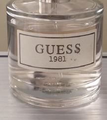 ORIGINAL GUESS 1981 PARFUM 50ml
