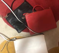 3x pisemska torbica