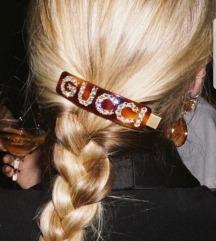 GUCCI špangica za lase -replika
