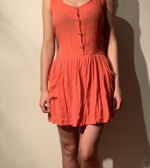 Roza poletna oblekica