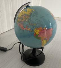 Globus (svetleči)🌍