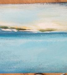 Slika morje 40x30