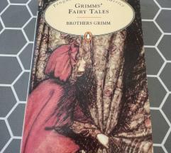 Grimms' Fairy Tales knjiga