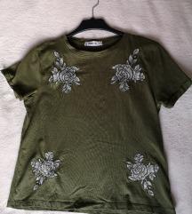 Olivna majica S