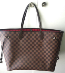 LOUIS VUITTON NEVERFUL TORBICA NOVA ZAPAKIRANA