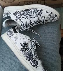 REZERVIRANO Skechers unikat čevlji