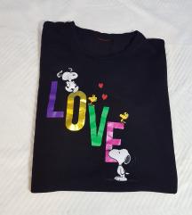 SNOPPY majica s potiskom