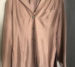 Zenski plasc/blazer 100% svila