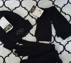 Kapa + rokavice