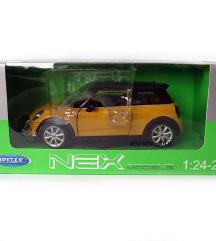 Mini cooper S R56 1:24
