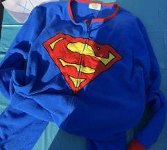 Superman Onesie moški M velikost