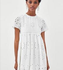 Zara NOVA čipkasta obleka pajac