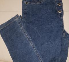 Jeans elastične hlače,Kenny s vel.38-40