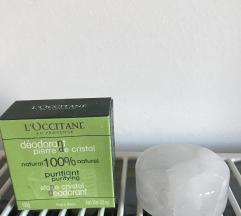 L'Occitan kristalni dezodorant