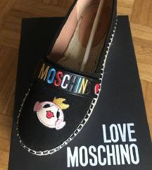 NOVO Love Moschino čevlji ORIGINAL