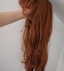 Rjavo-rdečkasta lasulja (nova)