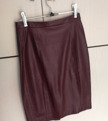 Obtisneno krilo, pencil skirt