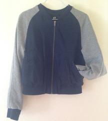 Modro siva jaknica