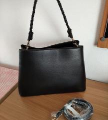 MOHITO črna torbica