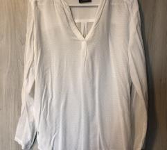 Bela srajcka z neti