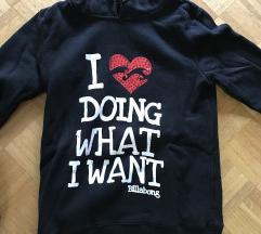NOV billabong hoodie