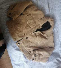 Zara jakna teddy  nova