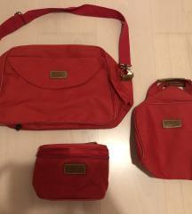 NOV Komplet torbic za potovanje