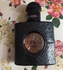 REZ.YSL Black Opium parfum, original!