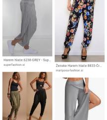 Iščem harem, široke hlače
