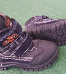 Topli gležnarji, čevlji št.26