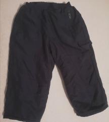 Otroške zimske podložene hlače št 80