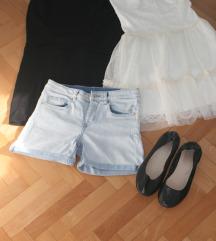 Oblekici Zara, HM, hlače HM + darilo