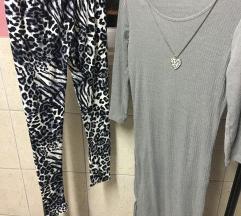 Obleka pajkice verižica