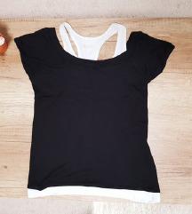 M Črna majica