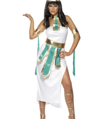 Pustni kostum kleopatra