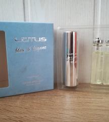 2x Potovalni set parfum