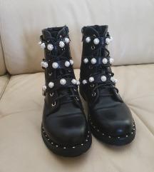 škornji z neti