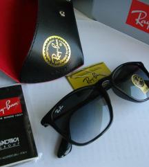 sončna očala Ray ban 4187 CHRIS