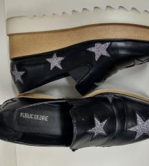 Public Desire čevlji s platformo