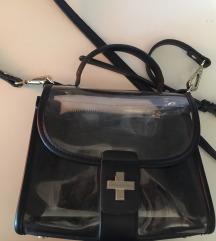 Črna mini torbica