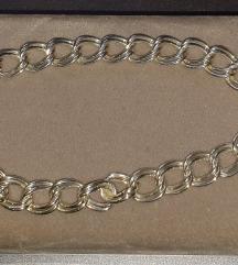 Srebrna zapestnica (srebro 925)