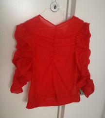 Rdeča bluza