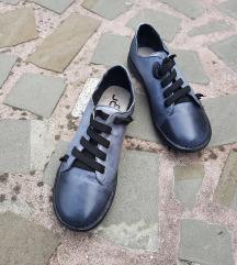 CREATOR št. 39 pravo usnje čevlji