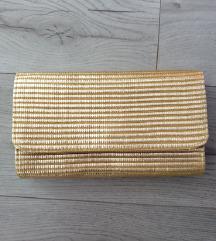 Zlata pisemska torbica ❤️