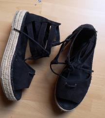 Espadrile sandali
