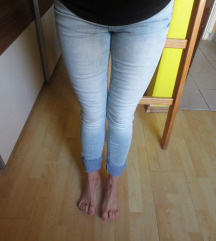 ❤ Svetel jeans ❤