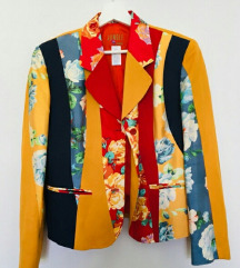 Original Kenzo Jungle Blazer 38